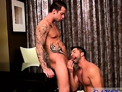 Gay orgy Personal fellows fantasy be incumbent on being penetrated wits jock to