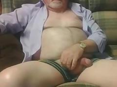 Grandpa show on cam 3