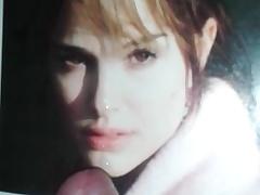 Natalie Portman Cum Graft 10
